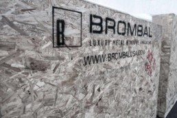 Brombal's Wooden crate