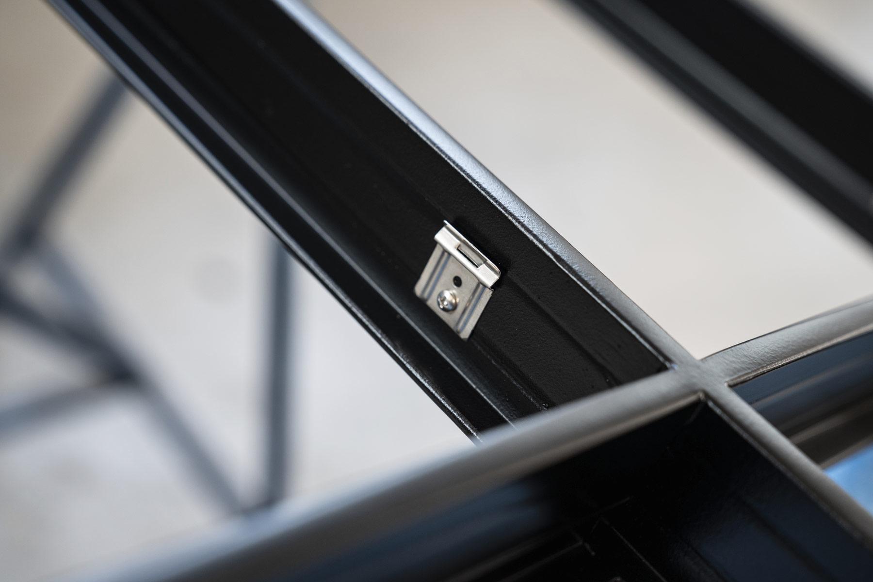 os2 glazing beads clip