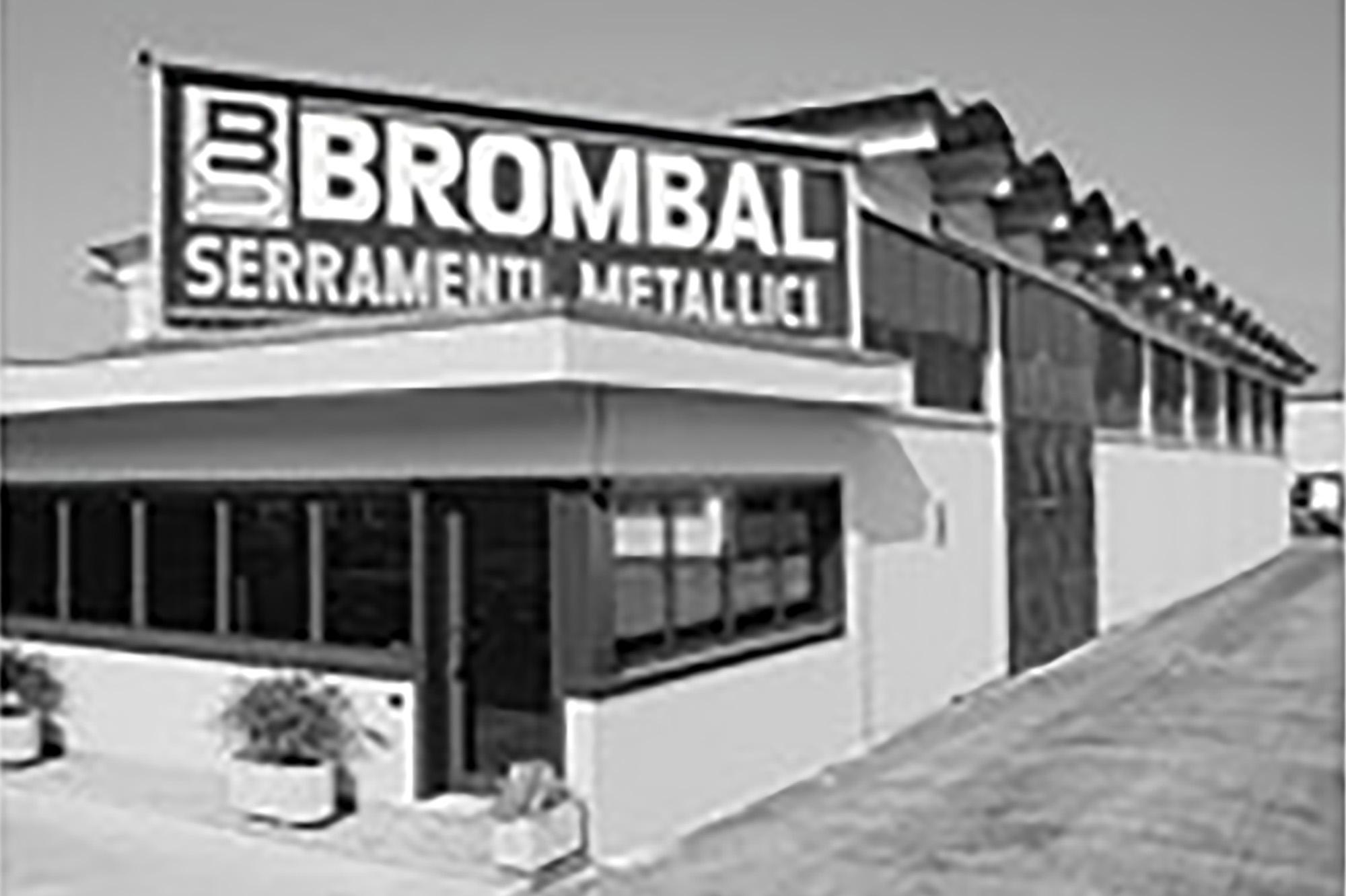 Brombal Serramenti opens