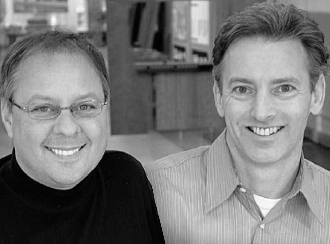 John Vetter and Kelly Denk, the founding partners of Vetter Denk Architects