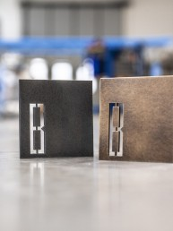 Metals: The samples of the four materials