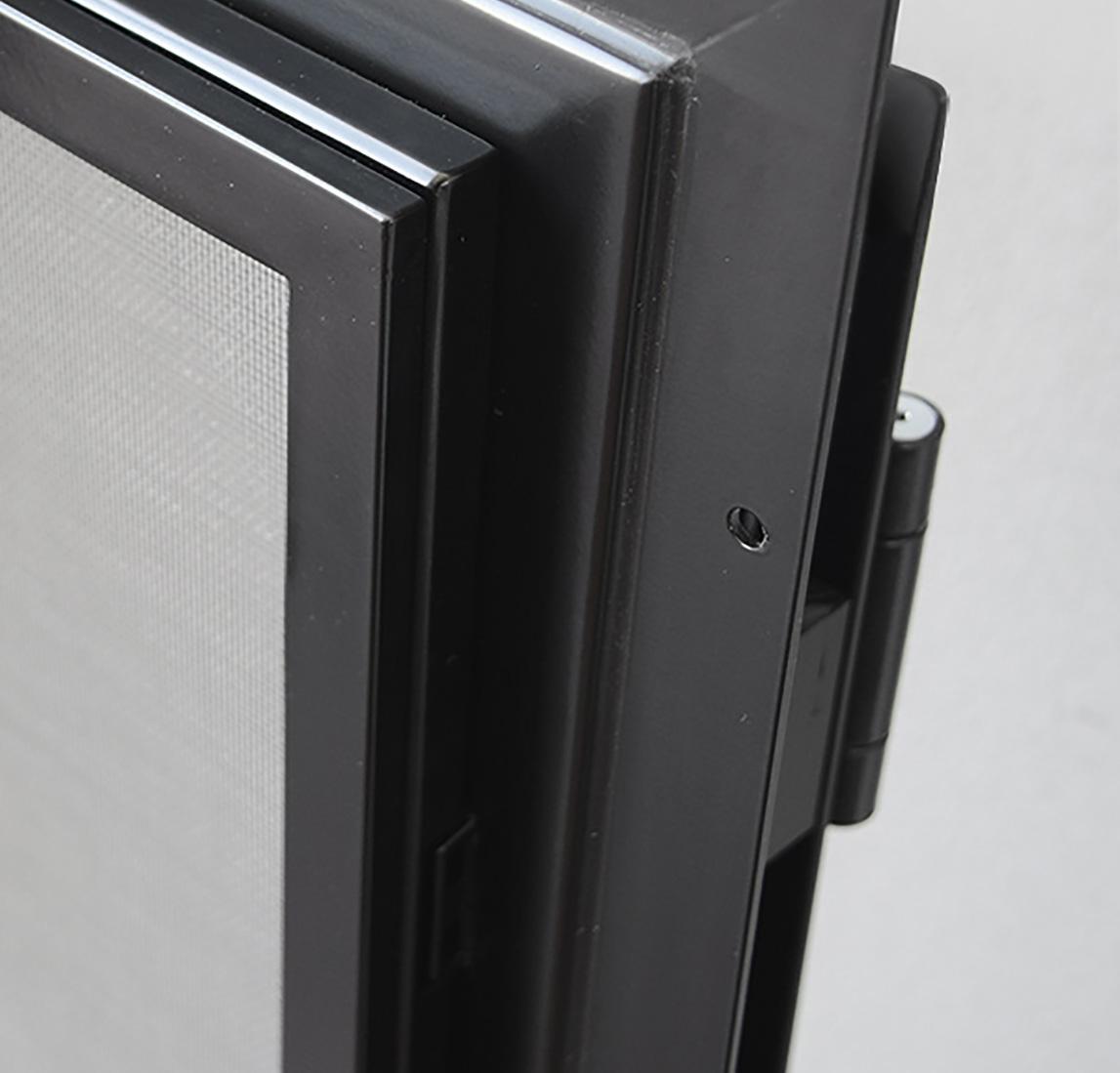 Windows and doors screens: Fixed Magnetic screen model