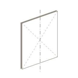 orizontal pivot window icon