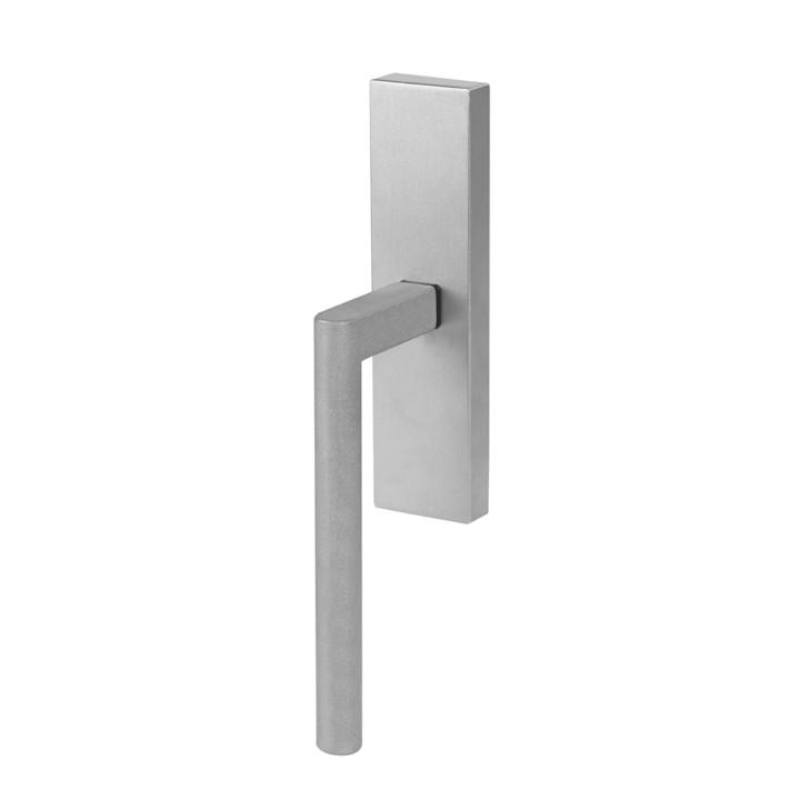 Hardware: metal round window handle