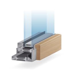 wood option profile OS265