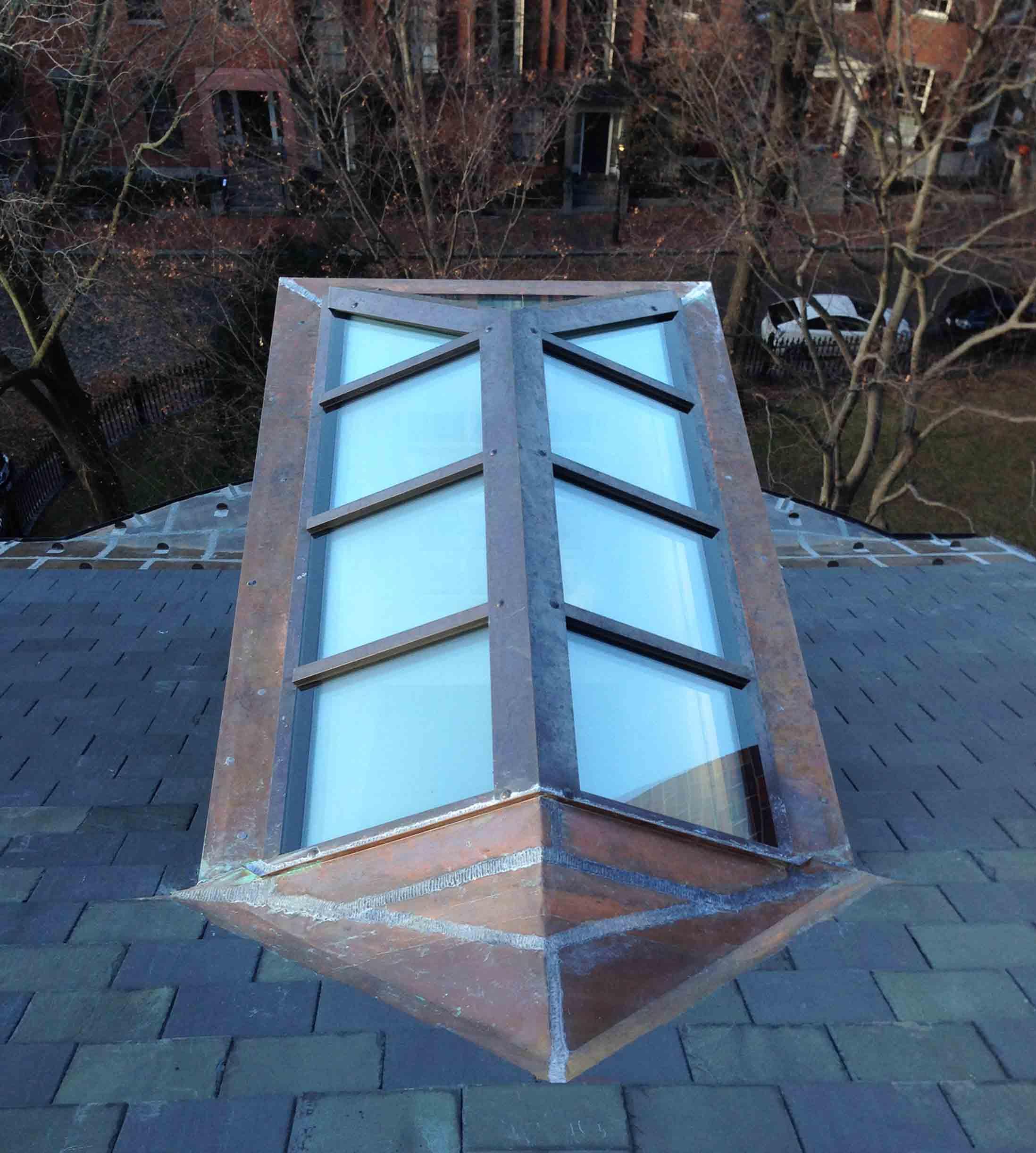 Skylights: Brombal Skylight made in steel