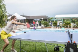 Brombal Team building event at the pool house: sports