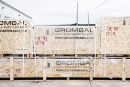 Brombal wooden creates