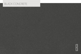 black concrete color