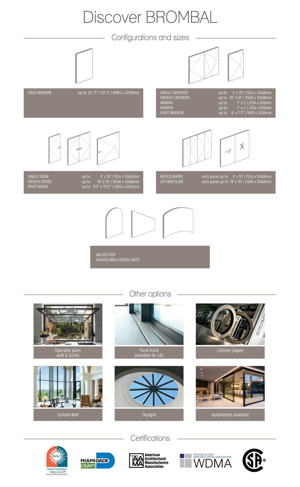 brombal windows
